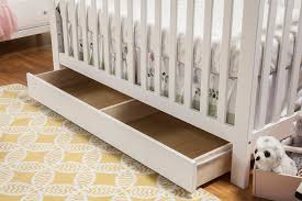 White Convertible Cribs Piedmont 4 In 1 Convertible Crib With Toddler Bed Conversion Kit