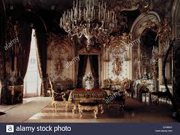 The Interior Of A Dining Room In Schloss Herrenchiemsee Castle - Castle dining room