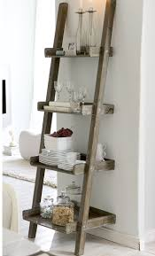 coaster 4 drawer ladder style bookcase make use of ladders to decorate homes cuttings shelves and drawers