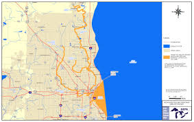 Michigan Area Code Map Grotesque Cancers Plaguing Lake Michigan Tributary Fish Mlive Com