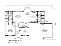 garage floor plans 1 1 2 story plans u2013 heislen designs