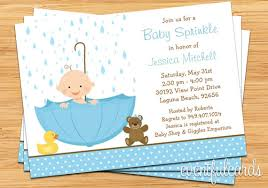 what is a sprinkle shower baby sprinkle shower invitation for boy also available in girl by