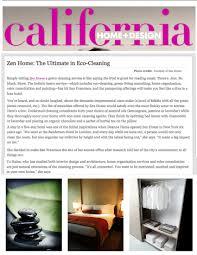 press zen home cleaning
