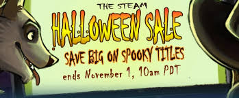 Halloween Sale Steam Halloween Sale 2017 Goes Live Gamer