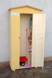 armadietto esterno amico legno srl prodotti armadi in legno per esterno