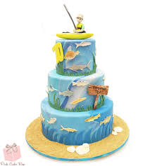 fisherman cake topper fisherman s birthday cake birthday cakes