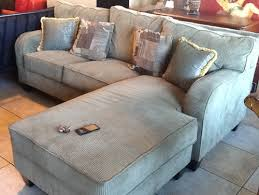 Corduroy Sectional Sofa What Pillows Or Accessories Can I Use For This Corduroy
