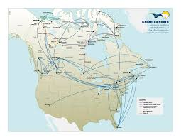 Alaska Air Map by Atr 42 World Airline News