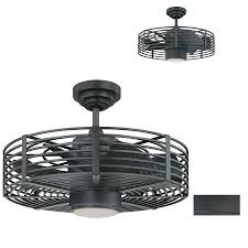 Lowes Porch Lights by Shop Kendal Lighting 23 In Enclave Natural Iron Ceiling Fan With