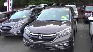 crb honda quick look 2015 honda cr v ex urban titanium metallic youtube