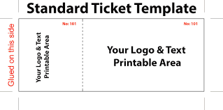 printable scale tickets printable event tickets template free complete guide exle