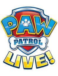 faq paw patrol live