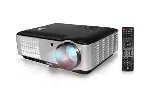 pyle hd home theater multimedia digital led projector groupon
