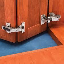 blum corner cabinet hinges blum 170 pie corner hinge kit face frame 1 2 overlay rockler