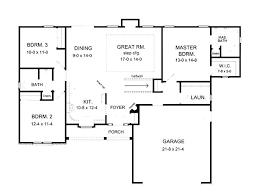 simple open floor house plans simple open floor plans simple open floor plan ranch
