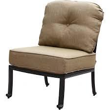 Shopko Outdoor Furniture by Darlee Elisabeth 12 Piece Cast Aluminum Patio Sectional Set End