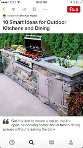 265 best bbq images on pinterest outdoor kitchens outdoor bars