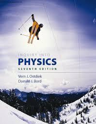 inquiry into physics 7th ed