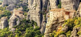 Meteora Greece Map by Escape To Meteora Monasteries In Greece From 184pp