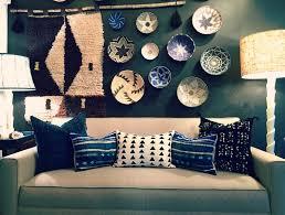 Indigo Home Decor Best Way To Use Indigo Pillows In The Decor Of Your Home House