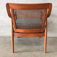 mid century chair mid century chair with cane back seat u2013 urbanamericana