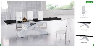 modern white dining rooms