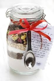 recipe for christmas cookie mix in a jar u0027tis the season