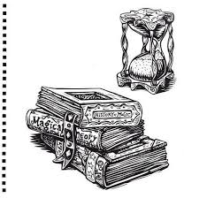 harry potter colouring pictures