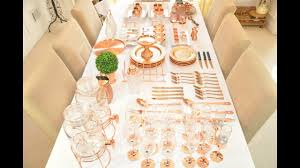 Tuesday Morning Home Decor New Huge Glam Home Decor Haul Rose Gold U0026 Copper How To Build