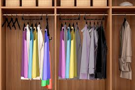 amazon com magic hangers as seen on tv save closet space clothes