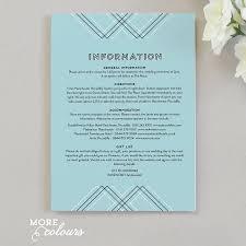 geometric wedding invitations by project pretty
