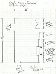Living Room Design Drawing How To Make A Living Room Stand Out With Furniture