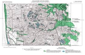 San Francisco Liquefaction Map by San Francisco Project
