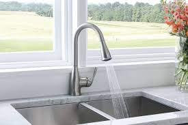 the all new kaden pulldown faucet is the perfect addition to any