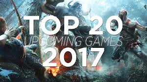 top 20 upcoming games 2017 hd youtube