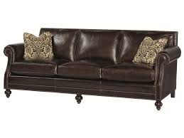 High End Sofa by Bernhardt Brae High End Sofa With Traditional Style Belfort