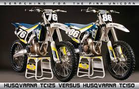 husqvarna motocross gear motocross action magazine mxa shootout husqvarna tc125 versus
