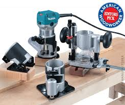 Fine Woodworking Magazine Tool Reviews by Woodworking Tool News Compact Router Big Features Popular
