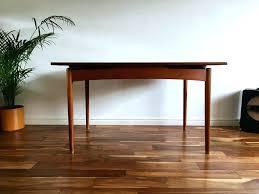 danish dining room set dining tables gorgeous danish dining table brisbane perth oak
