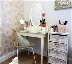 Small Vanity Table Ikea Attractive Makeup Vanity Table Canada With Small White Makeup