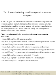 Resume Of Data Entry Operator 100 Sample Forklift Operator Resume Stunning Machine Operator