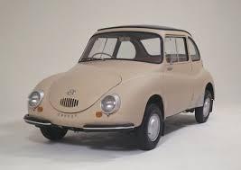 subaru 360 1958 cartype