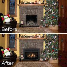 Most Efficient Fireplace Insert - most efficient gas fireplace insert reviews inserts northern
