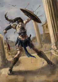amazon warrior amazon warrior picture 2d fantasy girl woman amazon warrior