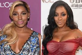 porche with real hair from atalanta housewives nene leakes fights porsha williams on real housewives of atlanta