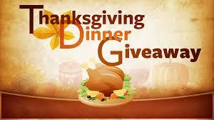 thanksgiving dinner kg legacy
