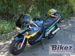 Suzuki 750 F 1996 Suzuki Gsx 750 F Specifications And Pictures