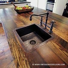 tile countertop ideas kitchen best 20 wood kitchen countertops ideas on wood decor of
