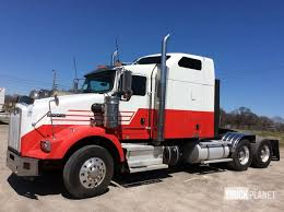 kenworth dealers in michigan 2013 kenworth t800 t a sleeper truck tractor in detroit michigan
