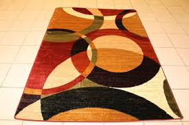 Wool Rug Clearance Sale Colorful Modern Rugs Living Room Contemporary Multi Color